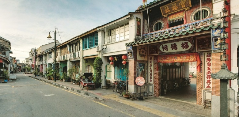 Old Street, George Town, Penang, Malaysia